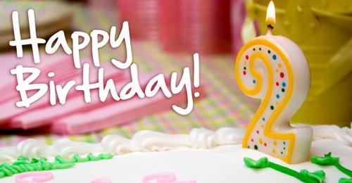 Happy 2nd Birthday Echo Wealth Management!