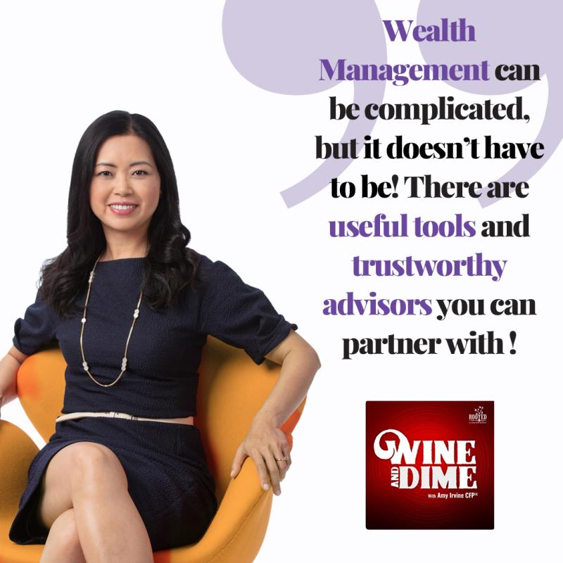 Echo Huang Featured on the Wine and Dime Podcast