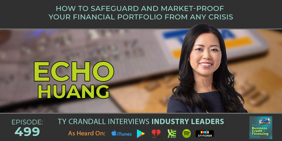 Listen to Echo's Latest Interview on the Business Credit and Financing Show!