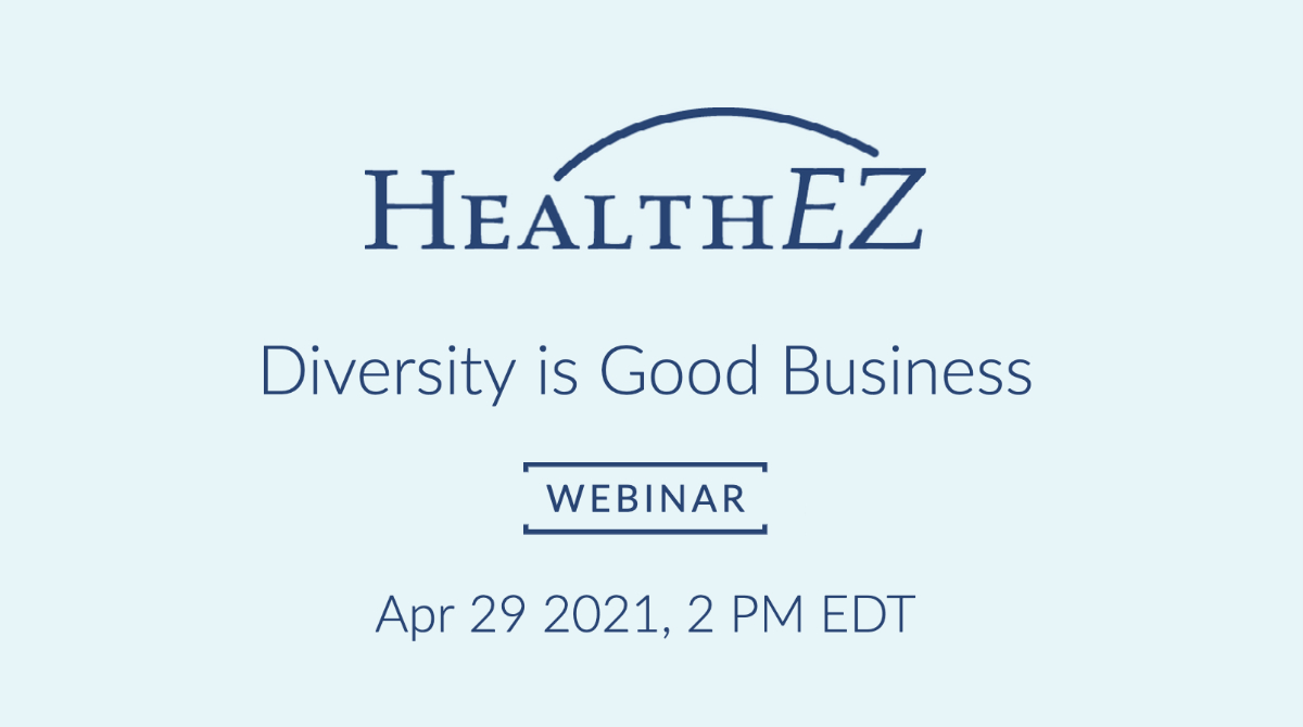 Echo Huang Will Be A Panelist for the Diversity is Good Business Webinar
