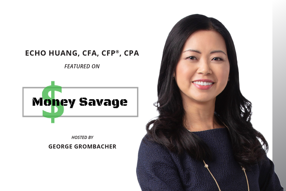 Listen to Echo's Latest Interview on the Money Savage Podcast!